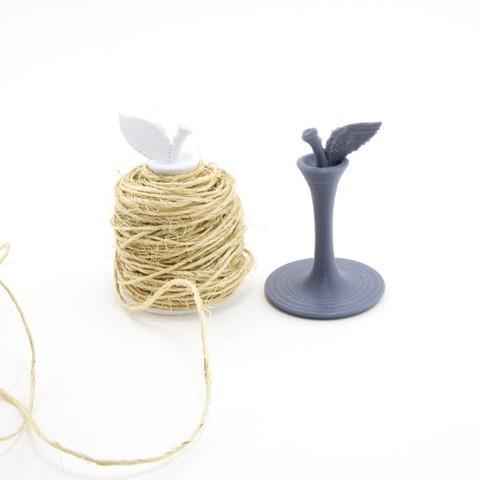 Descargar archivos 3D gratis Hilo de manzana, Emiliano_Brignito