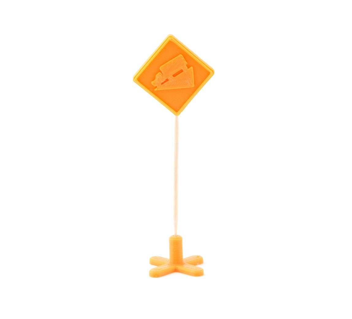 dad355512933513adea5ab2c47ce22d6_1449531097854_11.20.15-product-shoot-138.jpg Download free STL file Traffic Road Signs • 3D printable template, Emiliano_Brignito