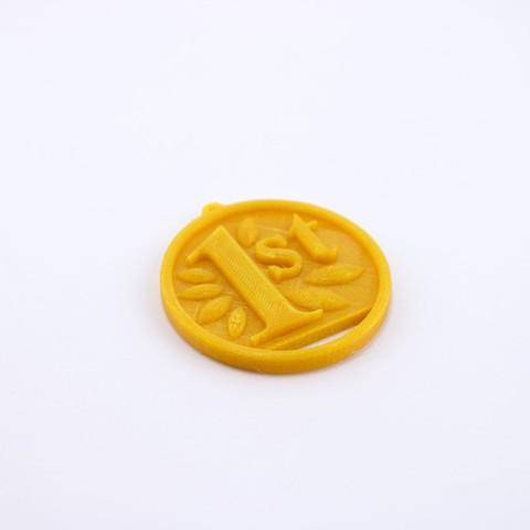 a46e1cff426a9cf5d209c79675438d45_1447961787537_NMD000505-2.jpg Download free STL file Winner's Medals • 3D printer template, Emiliano_Brignito