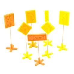 Descargar archivos STL gratis Gire a la izquierda las señales de tráfico, Emiliano_Brignito