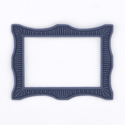 Download free 3D printing files Fancy Frame, Emiliano_Brignito