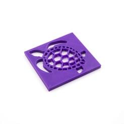 Modelos 3D gratis Plantilla de tortuga, Emiliano_Brignito