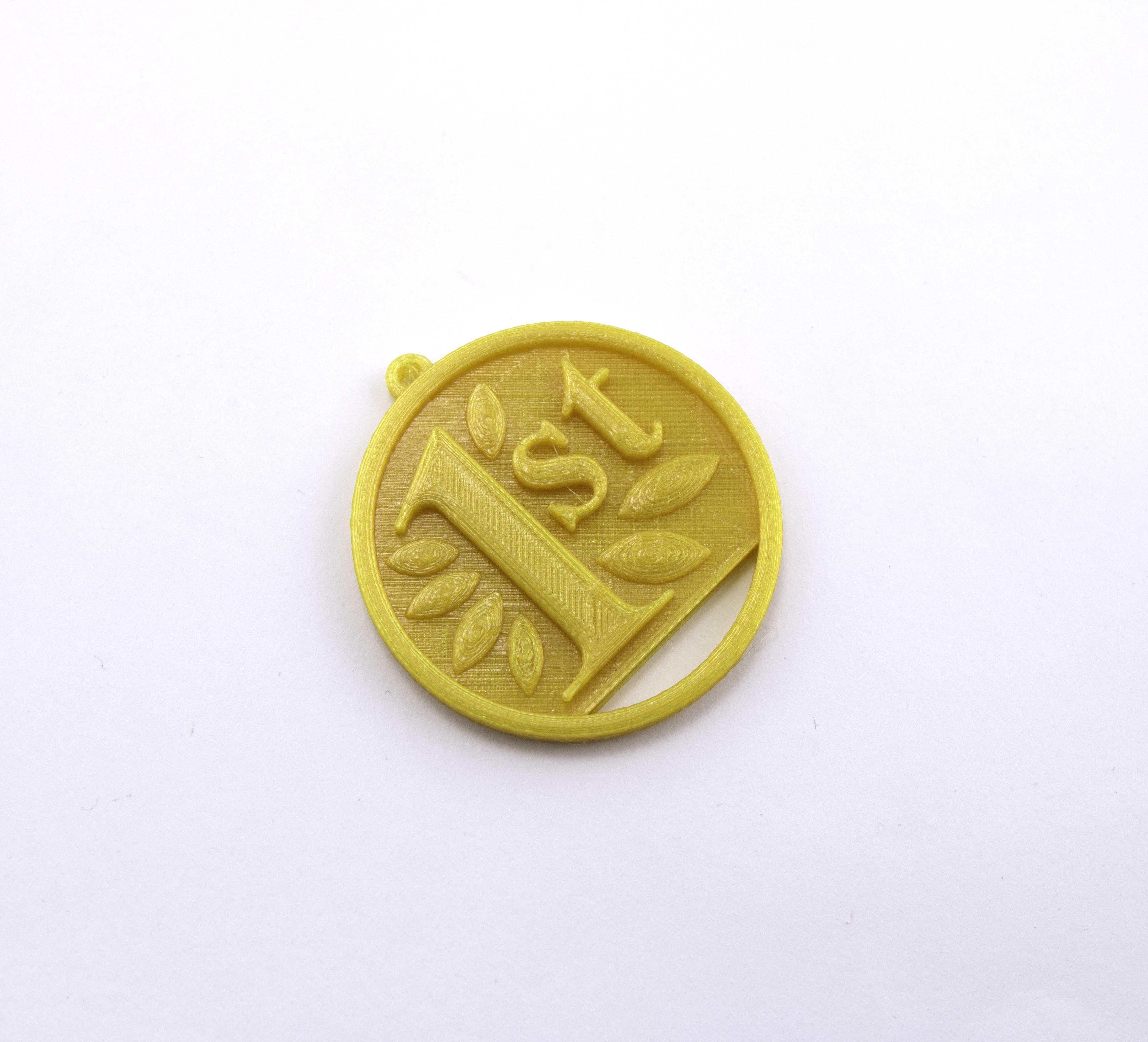 a46e1cff426a9cf5d209c79675438d45_1447961785711_NMD000505-4.jpg Download free STL file Winner's Medals • 3D printer template, Emiliano_Brignito