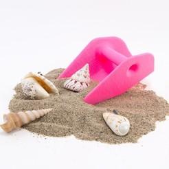 Télécharger fichier STL gratuit La griffe de sable, Emiliano_Brignito