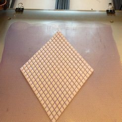 Download free 3D printer templates Diamond (on Fabric), 3DPrintNovesia