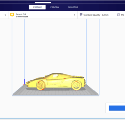 Download 3D printing templates FERRARI F 430, cewoner