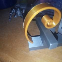 Free 3D model Golden Curve/Spiral, gert10
