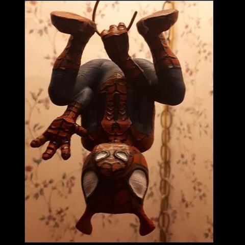 Descargar STL gratis Spiderham, 3rdesignworks