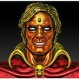 Descargar archivos 3D gratis Adam Warlock Busto, 3rdesignworks