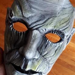 Download 3D printing designs Michael Mask, 3rdesignworks