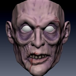 Download 3D printing files Ash Mask, 3rdesignworks