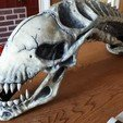 Impresiones 3D Cráneo Alienígena, 3rdesignworks