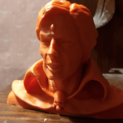 Free 3D printer files Adam Warlock Bust, 3rdesignworks