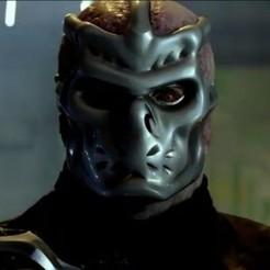 Descargar archivos 3D Máscara Jason X con Machete, 3rdesignworks