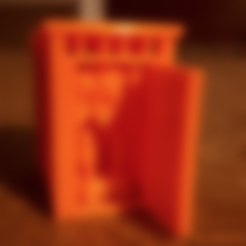 Diseños 3D gratis Old Grump en una dependencia, 3rdesignworks