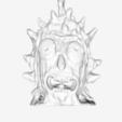 Impresiones 3D gratis Trickle Rick, 3rdesignworks