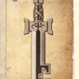 Descargar archivos STL gratis Locke y Key Hercules Key, Patenaude