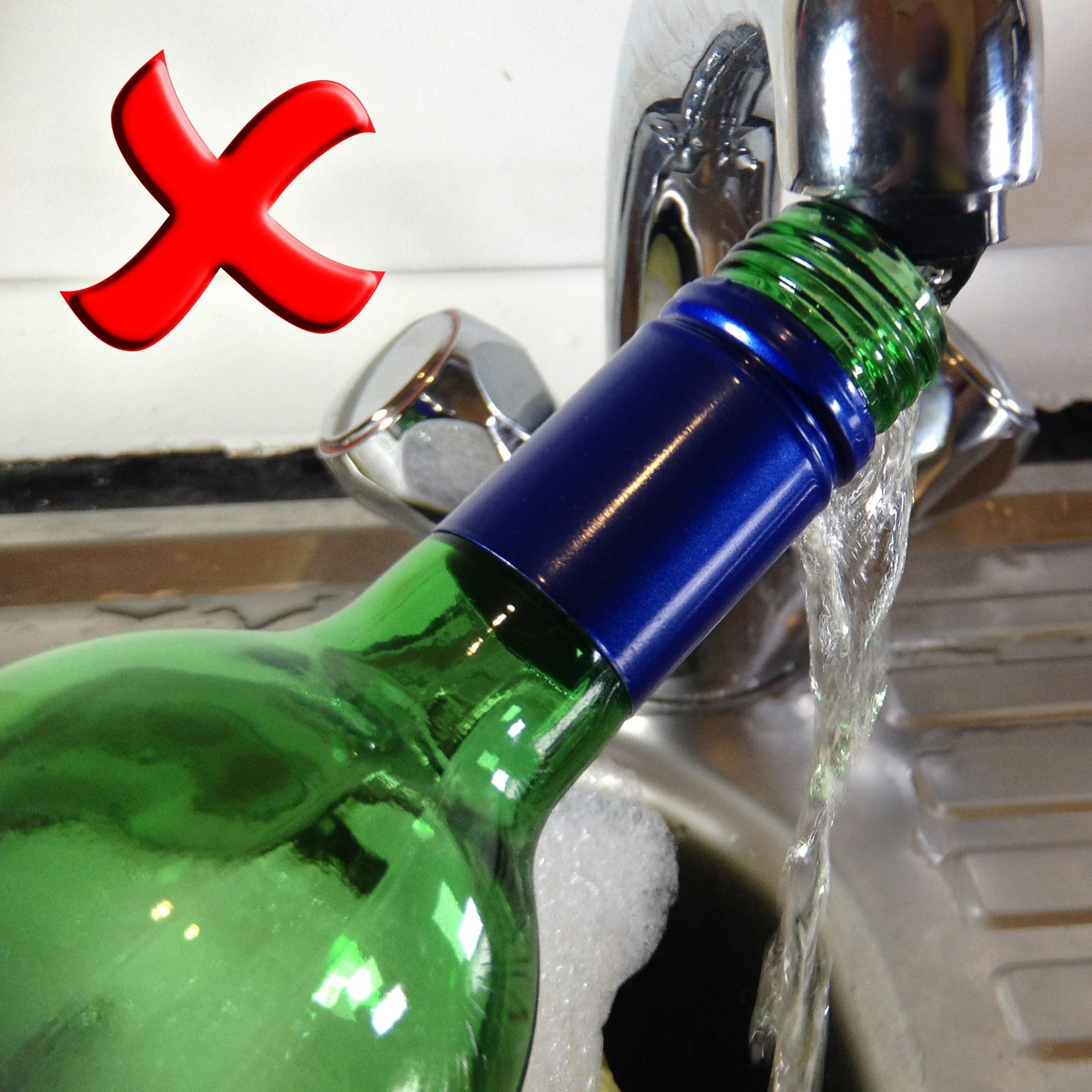 6.jpg Télécharger fichier STL gratuit Bec de robinet de cuisine économiseur d'eau • Design pour imprimante 3D, Mirthin