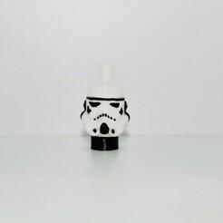 3b83922a-9714-4ddc-8f86-62b1c014f703.jpg Download STL file SHISHA STORMTROOPER NOZZLE • Template to 3D print, Smoker_3D