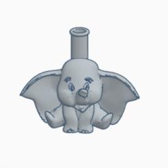 DUMBO.png Download STL file SHISHA DUMBO NOZZLE • Design to 3D print, Smoker_3D
