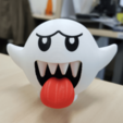 Download free 3D printer files Boo from Mario games - Multi color, bpitanga