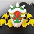 Descargar archivo 3D gratis Bowser de los juegos de Mario - Multi-color, bpitanga
