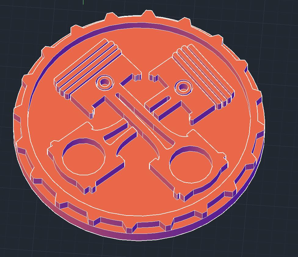 CuadroPistones.PNG Download free STL file Piston Art • Model to 3D print, javiergarciamayorga1