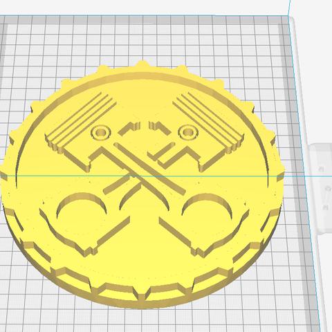 CuadroPistones1.PNG Download free STL file Piston Art • Model to 3D print, javiergarciamayorga1