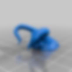 Télécharger fichier STL gratuit tête de balrog v2 • Modèle imprimable en 3D, kromerprops