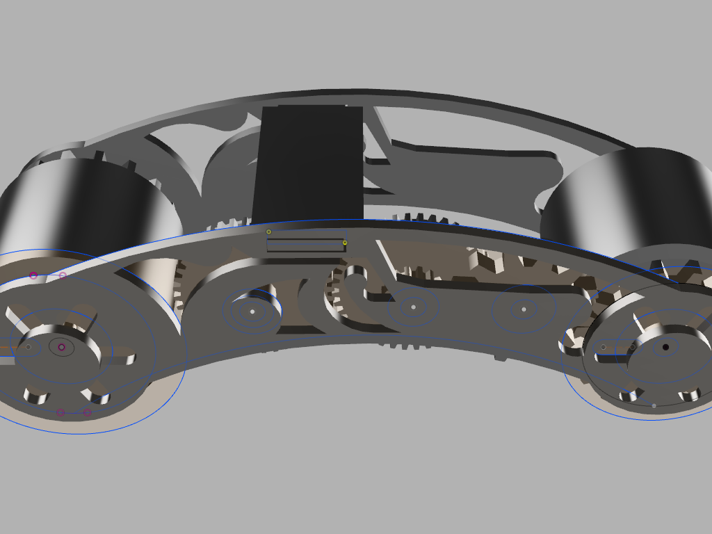 Tron Cycle Side.png Download free STL file AUG 2018 UFO Project, Drift Motorcycle • 3D printer template, Alien3d