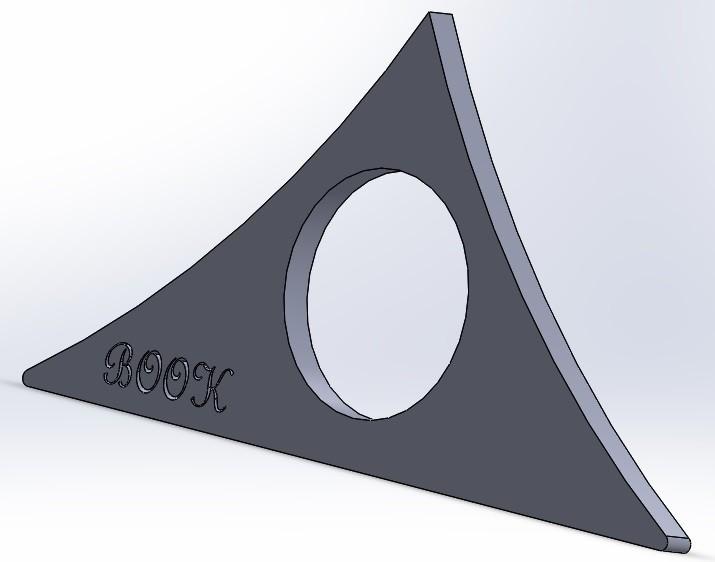 photo modélisation 3d.jpg Download free STL file Toe-page • Template to 3D print, TDPRINT3D