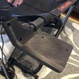3D print model Playseat Challenge Logitech shifter mount, zylantha
