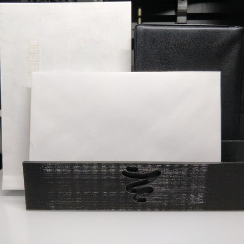 IMG_20180824_100140.jpg Download free STL file Papers Mailbox wall holder • 3D printer model, Torvast