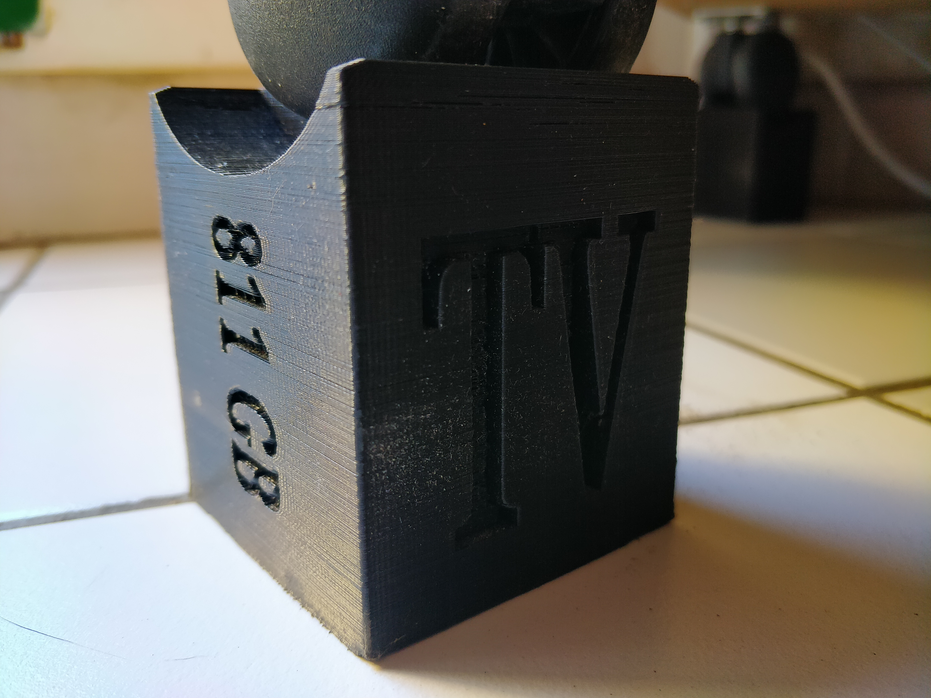 IMG_20190908_142006.jpg Download free STL file TV Stand Foot for Proscenic 811GB & others • Object to 3D print, Torvast