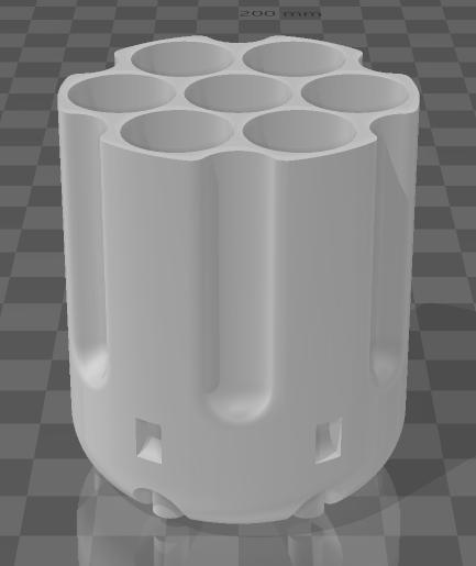 Capture d'écran 2020-10-01 132615.png Télécharger fichier STL gratuit Battery barrel case  • Objet à imprimer en 3D, ygallois