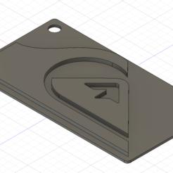 Télécharger fichier impression 3D gratuit Porte-clés Quicksilver, ygallois