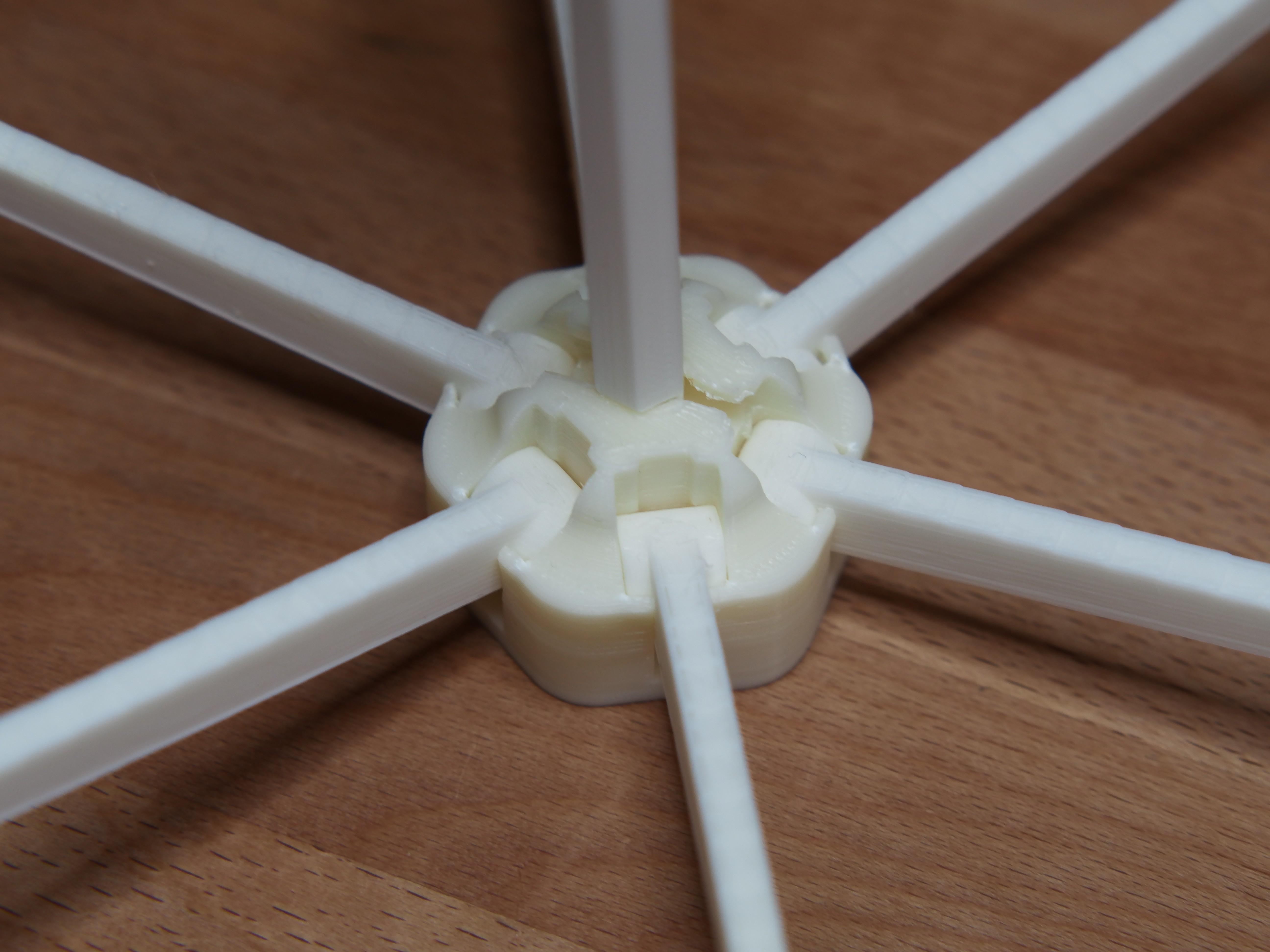 P3100441.JPG Télécharger fichier STL gratuit Séchoir pliant pour pâtes fraîches maison / Lasagnes / Tagliatele • Objet à imprimer en 3D, kumekay
