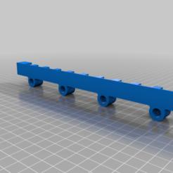 Télécharger fichier imprimante 3D gratuit Concentrateur USB - 10 ports, alimentation uniquement, kumekay
