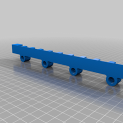 Download free 3D model USB hub - 10 ports, power only, kumekay