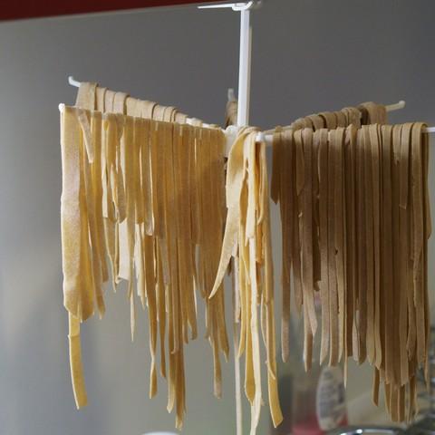 P3100461.JPG Télécharger fichier STL gratuit Séchoir pliant pour pâtes fraîches maison / Lasagnes / Tagliatele • Objet à imprimer en 3D, kumekay