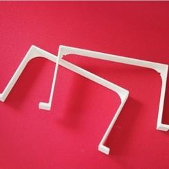 Modelos 3D gratis Soporte de mesa ATX PSU, kumekay