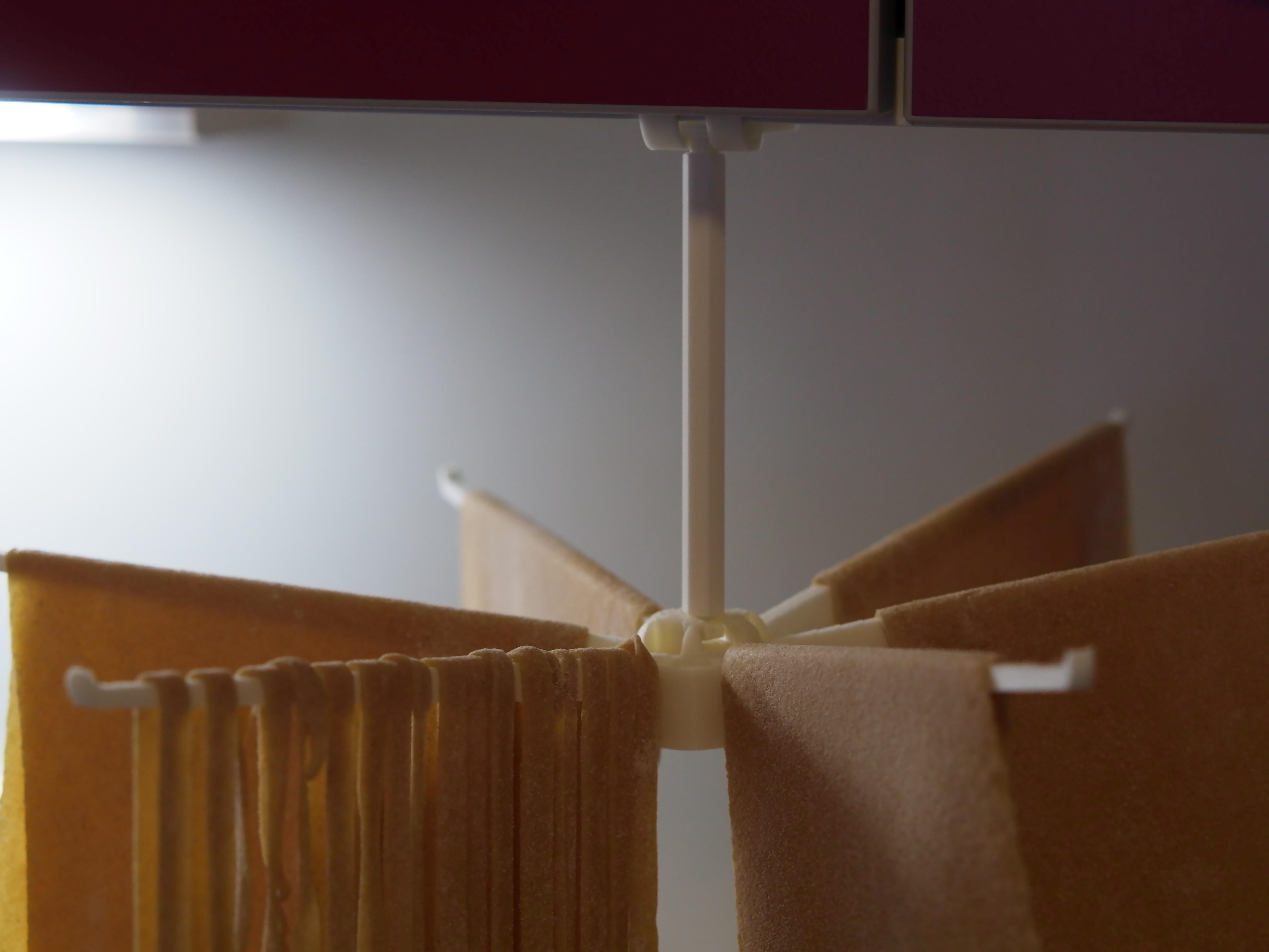 P3100450.JPG Télécharger fichier STL gratuit Séchoir pliant pour pâtes fraîches maison / Lasagnes / Tagliatele • Objet à imprimer en 3D, kumekay