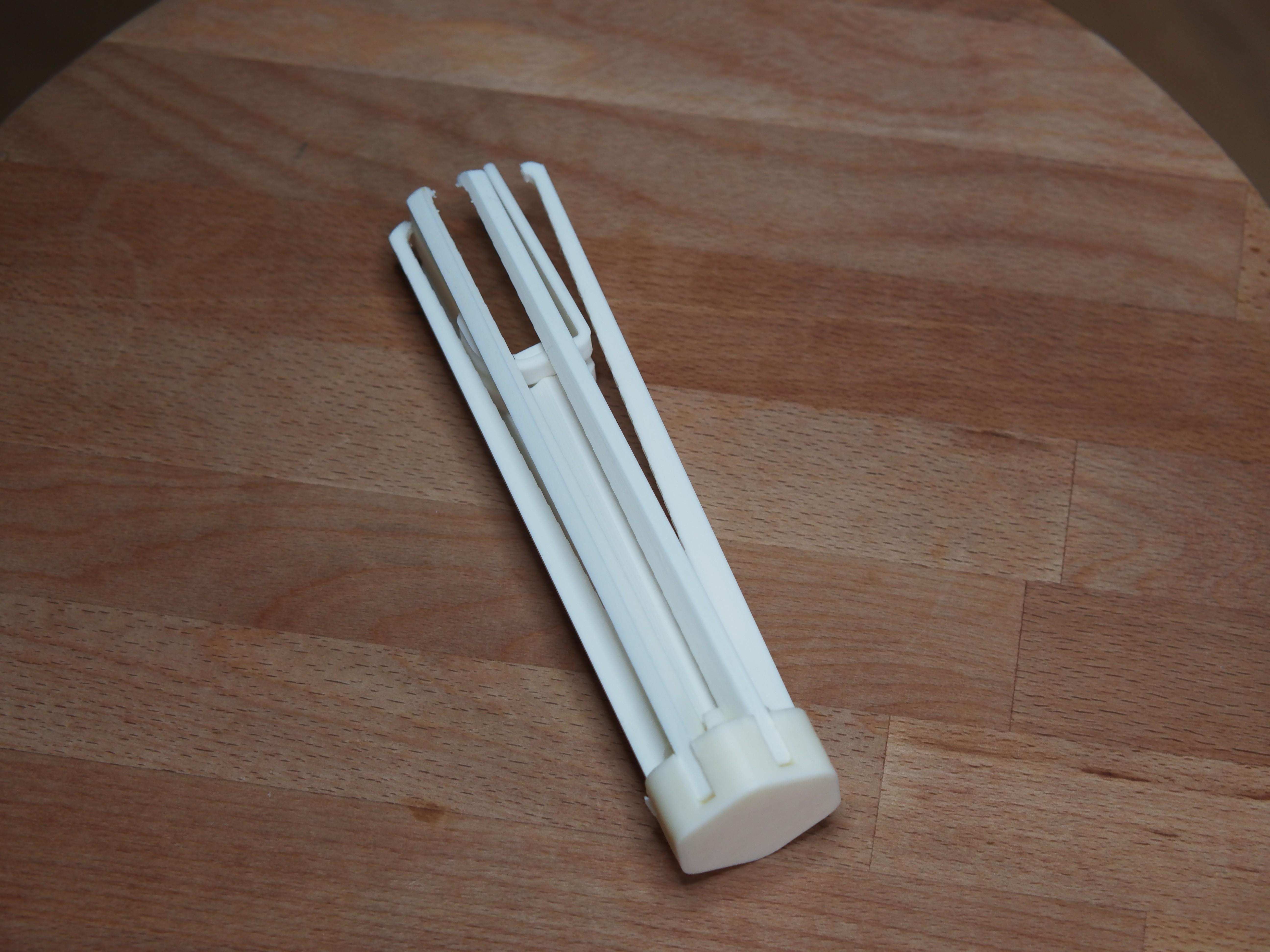 P3100440.JPG Télécharger fichier STL gratuit Séchoir pliant pour pâtes fraîches maison / Lasagnes / Tagliatele • Objet à imprimer en 3D, kumekay