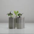 Download free 3D printer model Tiny self-watering planter, kumekay