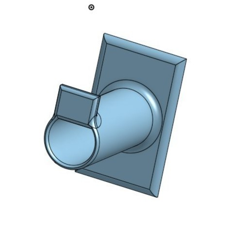 Download free 3D printing designs Small Spool holder for 10m Filament, jaxi666