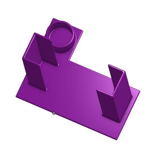 Screenshot_4.jpg Download STL file Glue Stick Holder for smaller Print Beds • 3D printer template, jaxi666