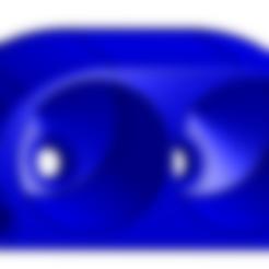 52mm 2 G revised.stl Télécharger fichier STL Podomètre double 52mm • Modèle pour imprimante 3D, jaxi666