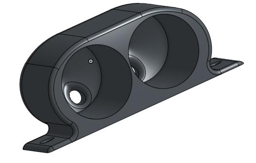 Screenshot_2 (2).png Télécharger fichier STL Podomètre double 52mm • Modèle pour imprimante 3D, jaxi666