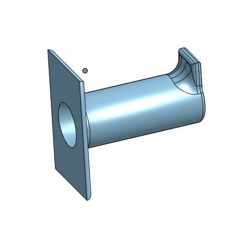 Screenshot_1.jpg Download free STL file Small Spool holder for 10m Filament • 3D printing object, jaxi666
