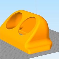 Screenshot_5.jpg Télécharger fichier STL Nacelle double de 52 mm • Plan pour imprimante 3D, jaxi666